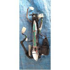 Ручка двери FR передней правой LEXUS LS460 06-12