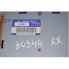Блок управления подвеской LEXUS RX300/330/350/400 03-09