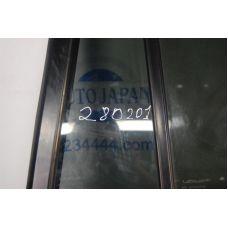Стекло дверное глухое RR заднее правое LEXUS GX470 02-09