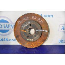 Диск тормозной передний LEXUS RX300/330/350/400 03-09