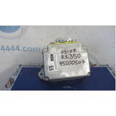 Блок управления SRS LEXUS RX300/330/350/400 03-09